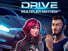 Drive: Multiplier Mayhem в онлайн-казино